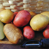 Image of Organic Potato Collection